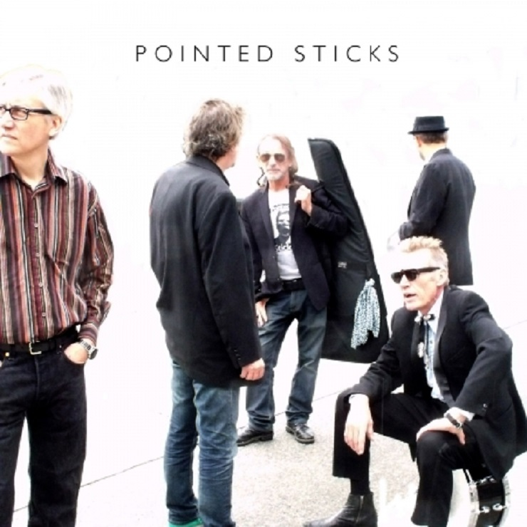 Pointed Sticks Emerge with New Album