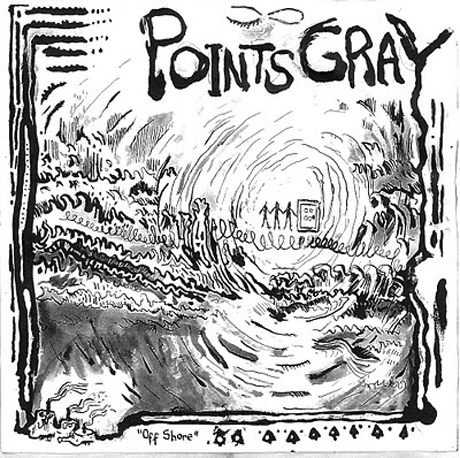 Dan Bejar's Destroyer Offshoot Points Gray Seeks Funding for Vinyl Release
