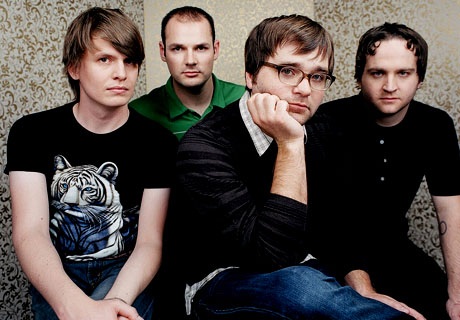 The Independent Minds of <b>Death Cab For Cutie</b>