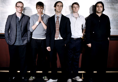 Maximo Park Warp The Art-Pop