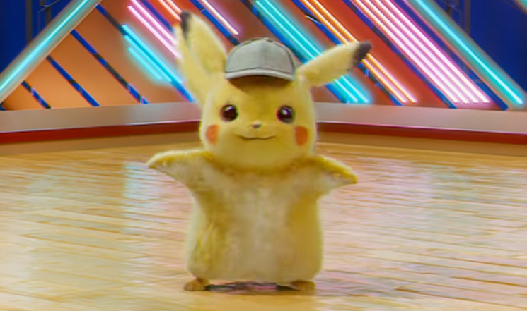 'Pokémon Detective Pikachu' Has Been Leaked — by Ryan Reynolds