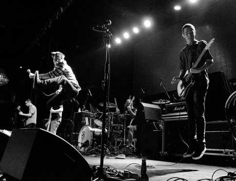 Polar Bear Club Roll Out Headlining North American Tour Behind 'Death Chorus,' Premiere New Song