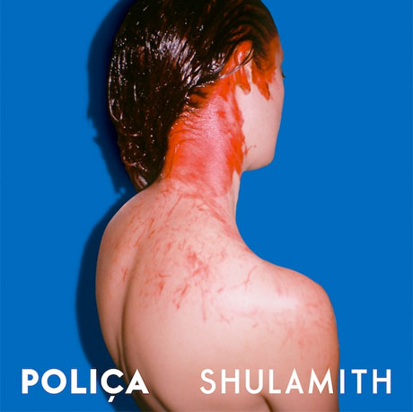 Poliça Unveil Bloody Cover Art for the Justin Vernon-featuring 'Shulamith,' Share New Video