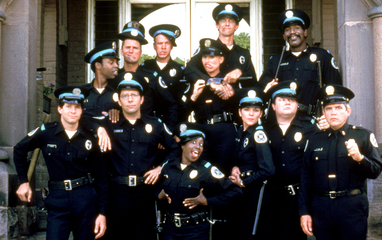 Steve Guttenberg Says a New 'Police Academy' Is on Its Way