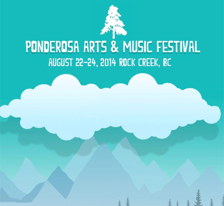 BC's Ponderosa Festival Gets Plants & Animals, Braids, Ladyhawk