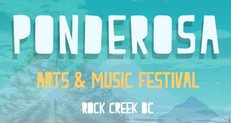 Ponderosa Arts & Music Festival Revived for 2016
