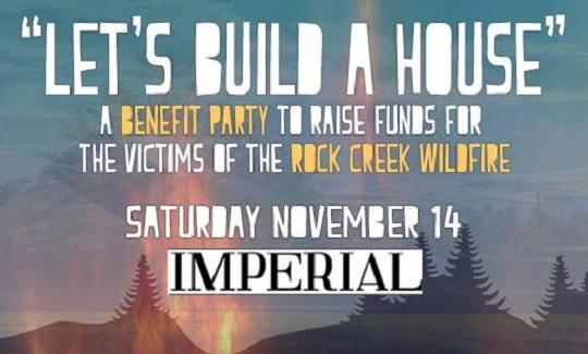 Ponderosa Fest Gets Gay Nineties, Dirty Spells, Mark Mills for Rock Creek Benefit Show