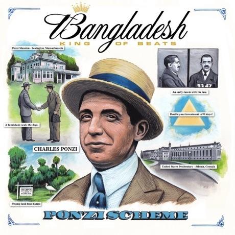 Bangladesh 'Ponzi Scheme' (mixtape)
