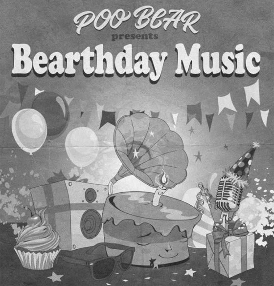 Poo Bear 'Poo Bear Presents Bearthday Music' (album stream)