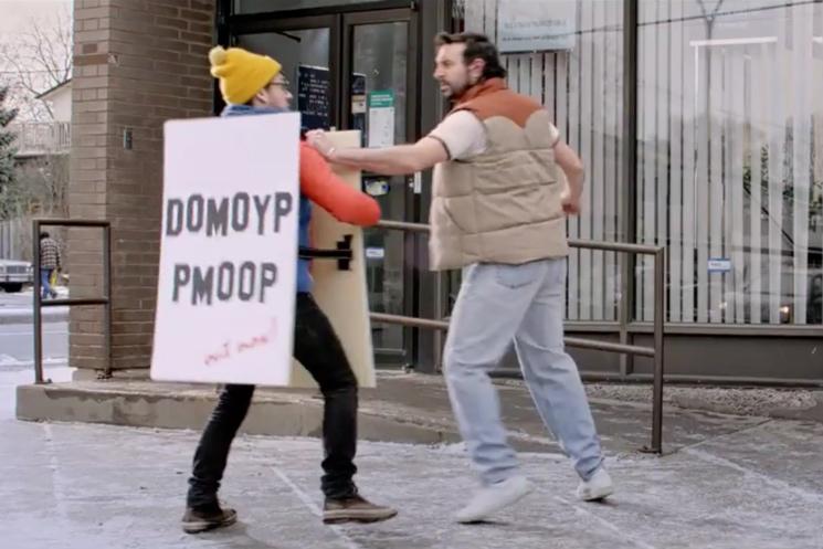 "Skrillex ""Doompy Poomp"" (video)"