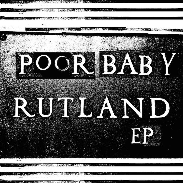 Poor Baby 'Rutland' (EP stream) / 'I Can Really' (video)