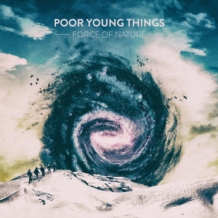Poor Young Things 'Force of Nature' (EP stream)