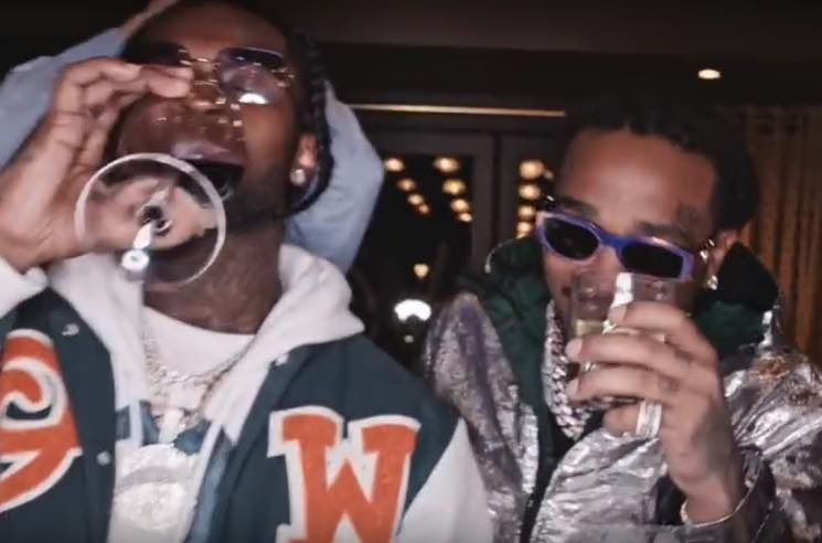 ​Watch Pop Smoke's Posthumous Video for 'Shake the Room' Featuring Quavo