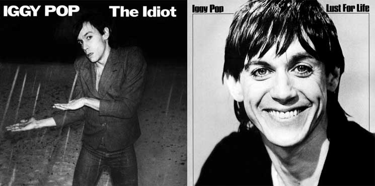 Iggy Pop's 'The Idiot' and 'Lust for Life' Get Vinyl Reissues