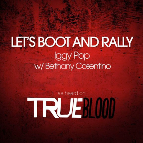 "Iggy Pop & Bethany Cosentino ""Let's Boot and Rally"""