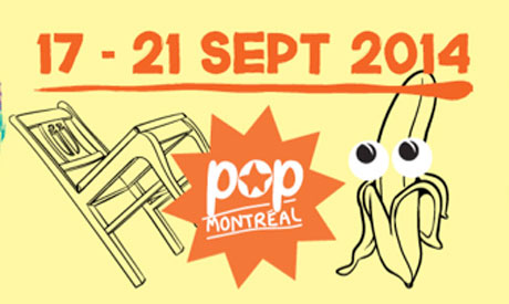 Pop Montreal Reveals Initial 2014 Lineup with Panda Bear, Ronnie Spector, Twin Shadow, Sheryl Crow