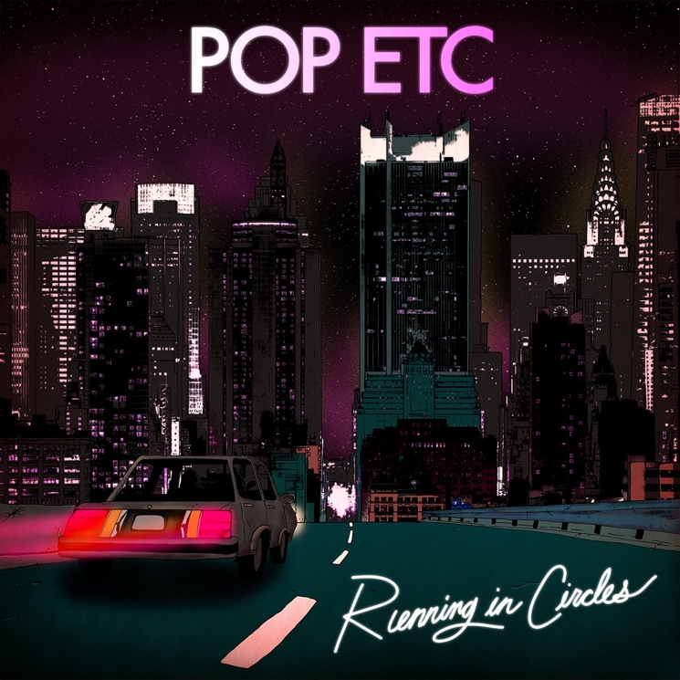 "POP ETC ""Running in Circles"""