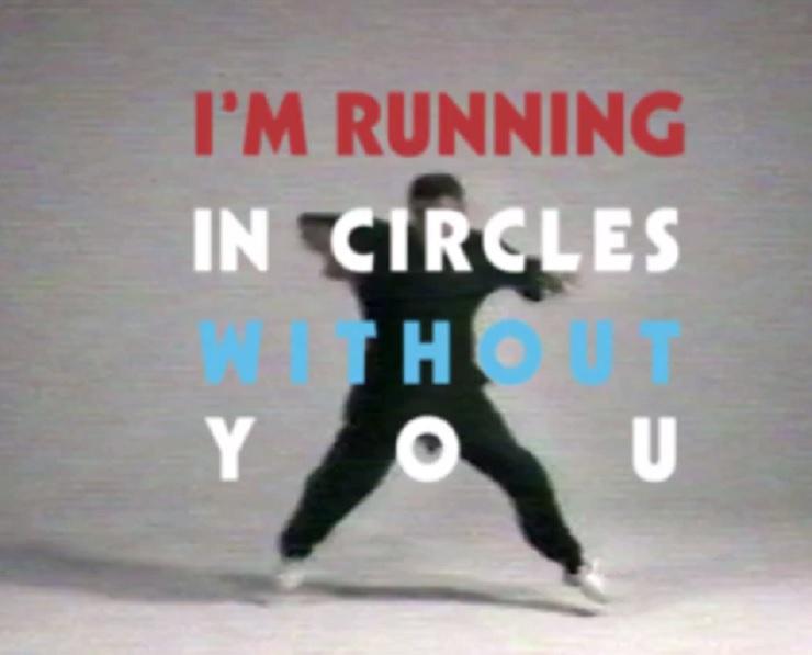 "POP ETC ""Running in Circles"" (lyric video)"