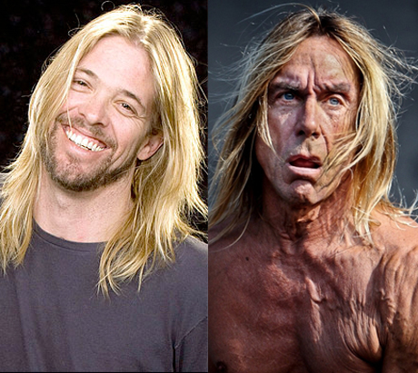 Foo Fighters' Taylor Hawkins Joins 'CBGB' Cast as Iggy Pop