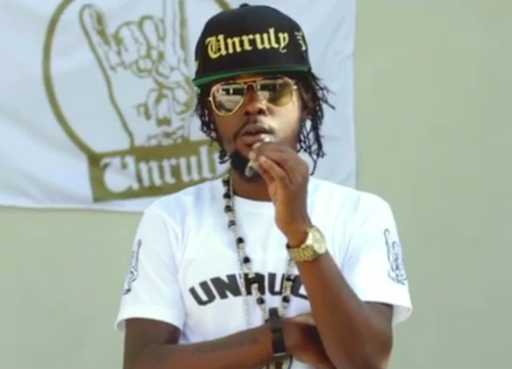 "Popcaan ""Way Up"" (video)"