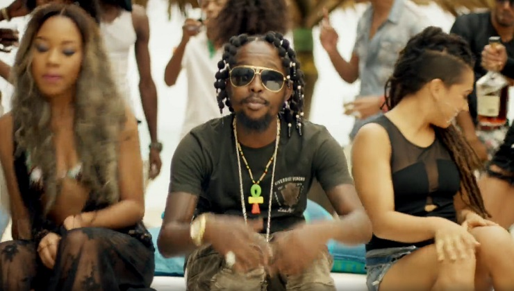 Popcaan 'Never Sober' (video)