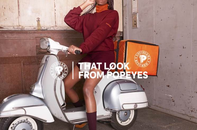 Popeyes Chicken Is Selling Its Uniforms as an Alternative to Beyoncé's Ivy Park