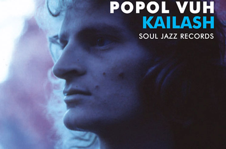 Popol Vuh Rarities Unearthed by Soul Jazz