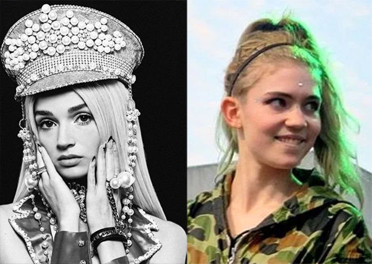 "Poppy Says Grimes ""Bullied"" Her over Their Collaboration ""Play Destroy"""