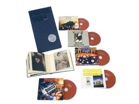 Popol Vuh's Werner Herzog Soundtracks Compiled in Five-Disc Box Set