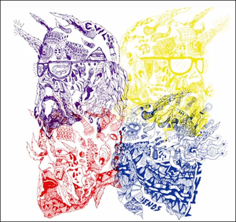 "Portugal. The Man ""Purple Yellow Red and Blue"""