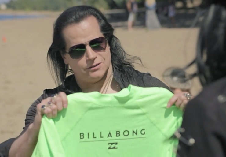 Watch Danzig Give Fred Armisen Beach Goth Fashion Tips in 'Portlandia' Teaser