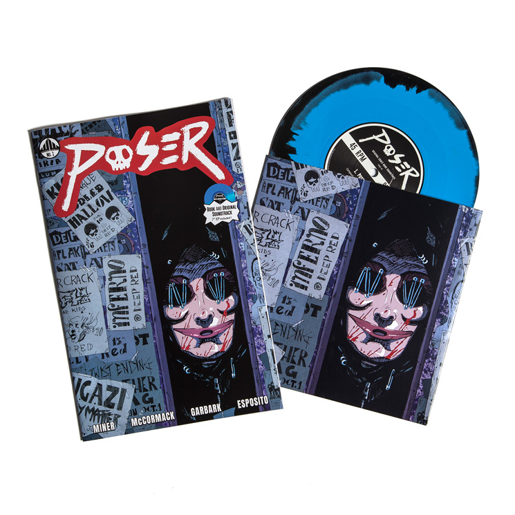 Toxic Holocaust's Joel Grind Pens New Soundtrack for Waxwork's 'POSER'