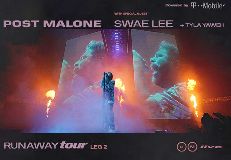 Post Malone and Swae Lee Are Playing Canada on 2020 Tour