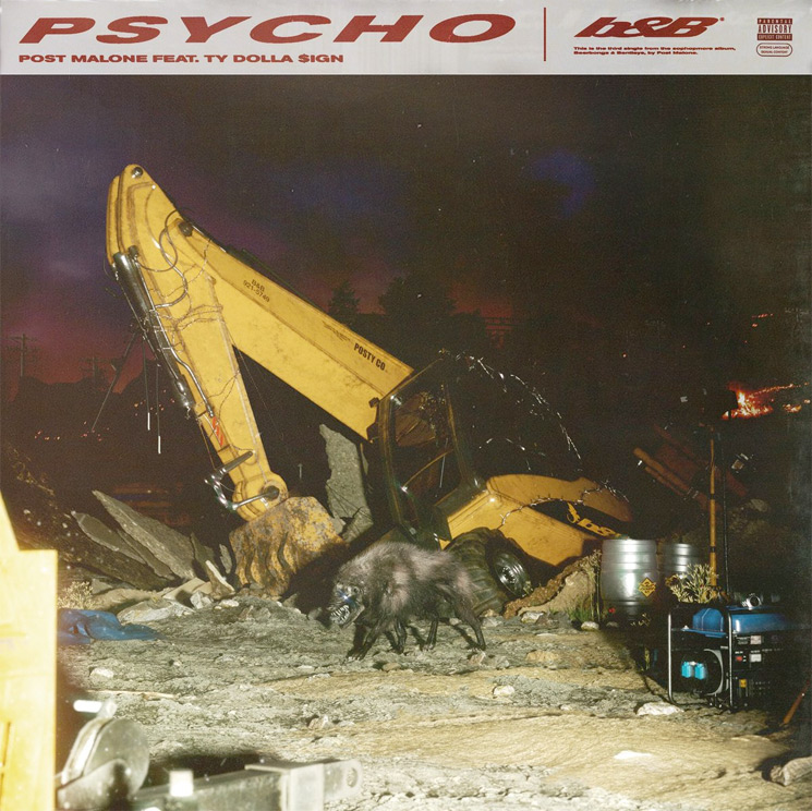 """Post Malone and Ty Dolla $ign Connect for """"Psycho"""""""