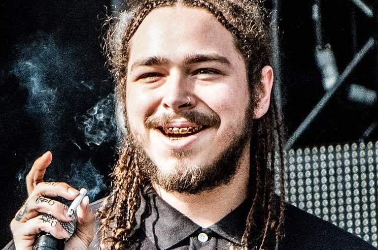 ​Post Malone Reveals Release Date for New Album 'Hollywood's Bleeding'