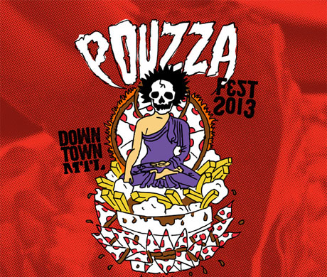 Pouzza Fest Adds Me First and the Gimme Gimmes, Crime in Stereo, the Slackers