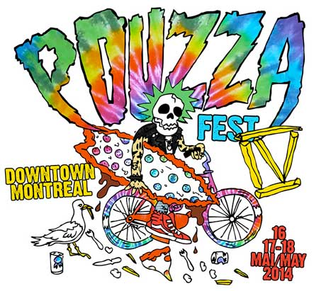 Pouzza Fest 2014 Adds From Ashes Rise, Russ Rankin, the Front Bottoms