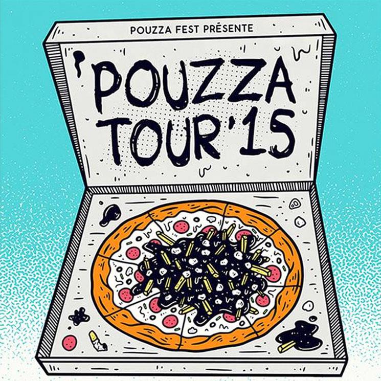 Pouzza Fest Announces 'Pouzza Tour '15'
