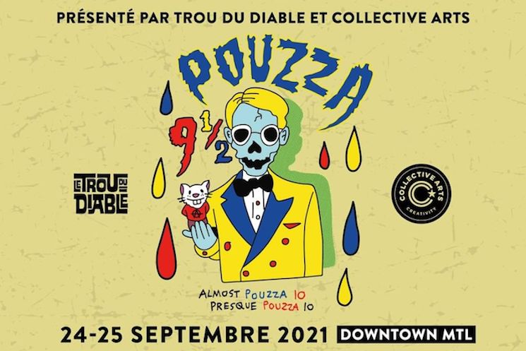 Pouzza Fest Cancels 2021 Edition