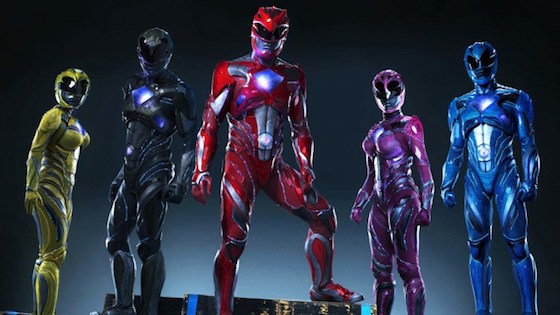 Lionsgate Is Threatening to Release an Absurd Amount of 'Power Rangers' Movies