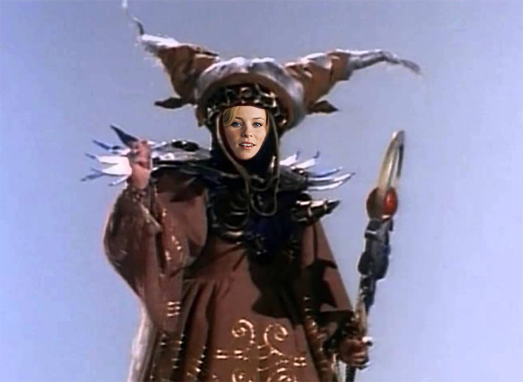Elizabeth Banks to Play Rita Repulsa in 'Power Rangers' Reboot