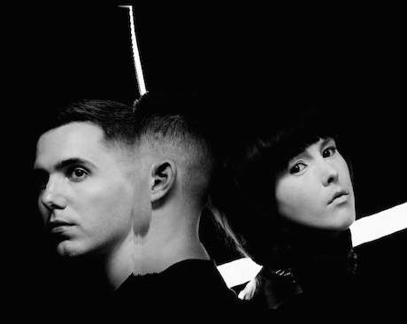 Purity Ring 'Push Pull'