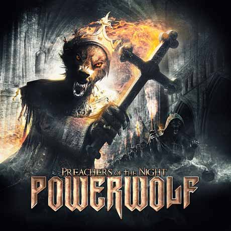 Powerwolf Preachers of the Night