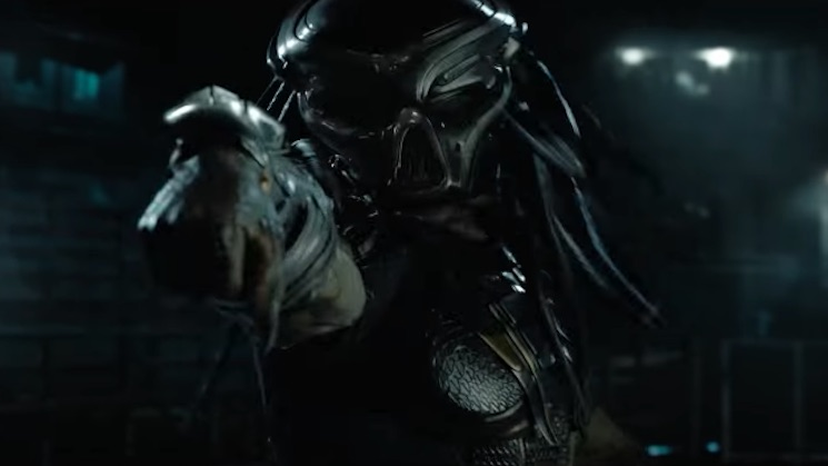 Here's the First Trailer for Shane Black's 'The Predator'