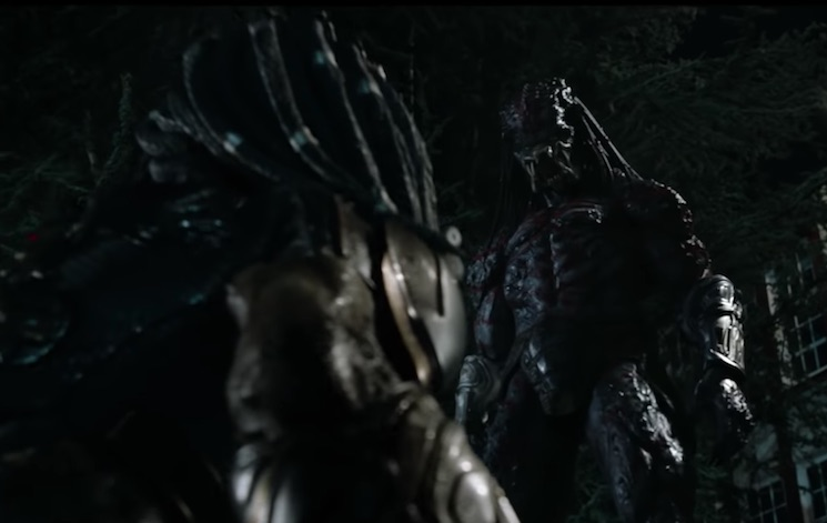 Shane Black's 'The Predator' Is a Violent Sci-Fi Disaster in New Trailer