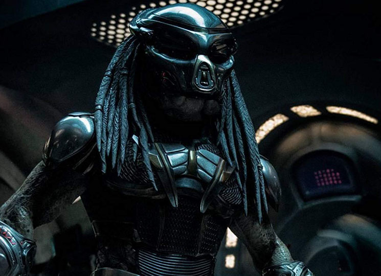 'The Predator' Has Plenty of Dude-Heavy Action but Lacks Self-Awareness Directed by Shane Black