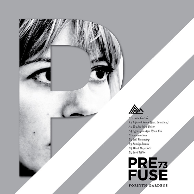 "Prefuse 73 ""Ages and Ages Upon You"""