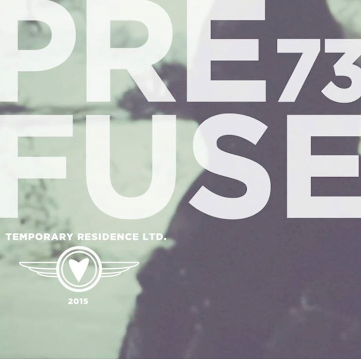 Prefuse 73 Signs to Temporary Residence for Trio of New Releases