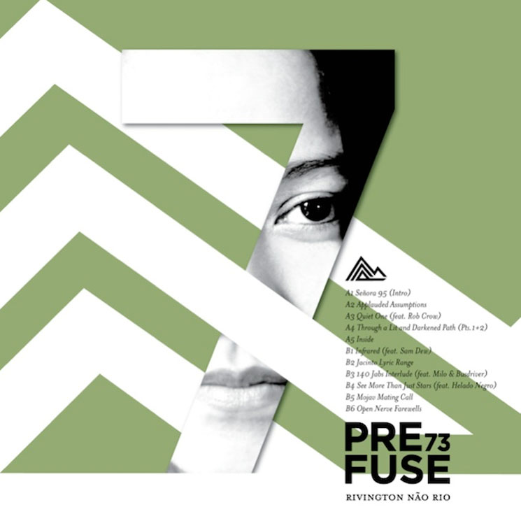 "Prefuse 73 Details Three New Releases, Shares ""Infrared"""