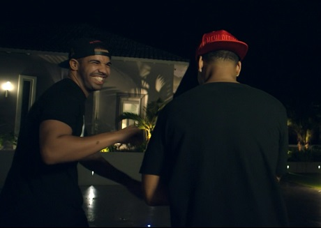"P Reign ""DnF"" (ft. Drake) (video)"